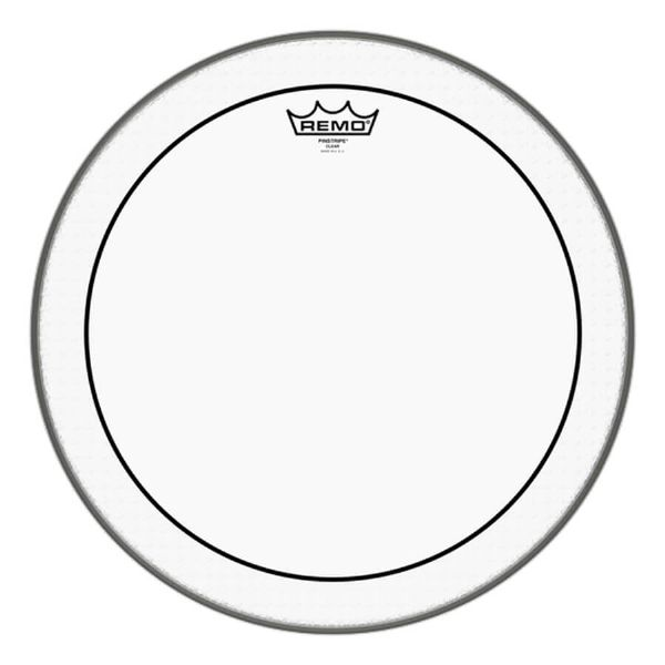 Remo 16'' Pinstripe Clear Drumhead